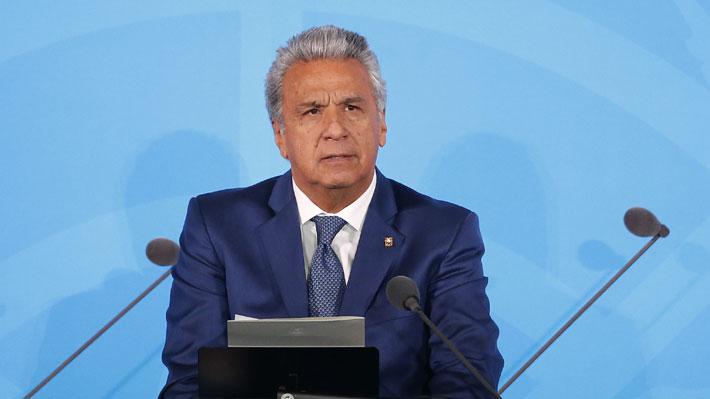 Prosur condena actos de violencia en Ecuador y entrega respaldo al Presidente Lenín Moreno