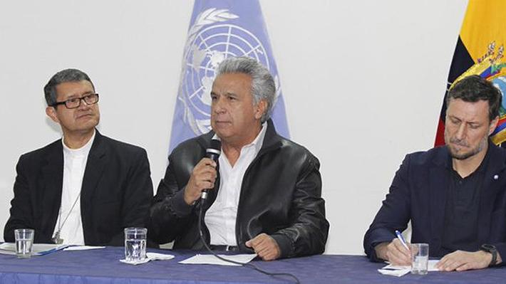 Fin al conflicto en Ecuador: Lenín Moreno y movimiento indígena llegan a acuerdo tras derogación de polémico decreto