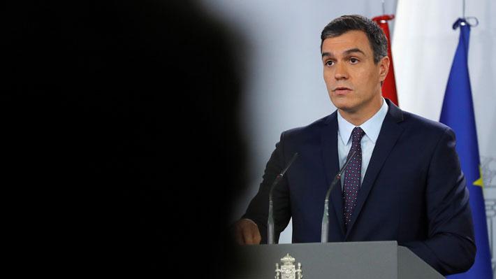 """Sánchez por sentencia a independentistas: """"Se confirma el naufragio de un proyecto político que ha fracasado"""""""