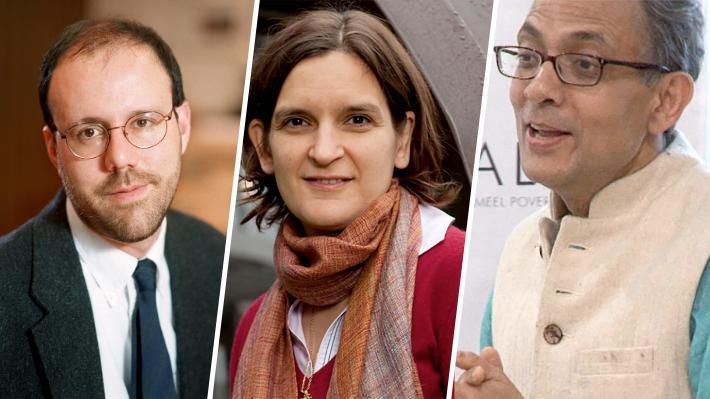 Dedicados al estudio de la pobreza: Quiénes son los galardonados con el Premio Nobel de Economía