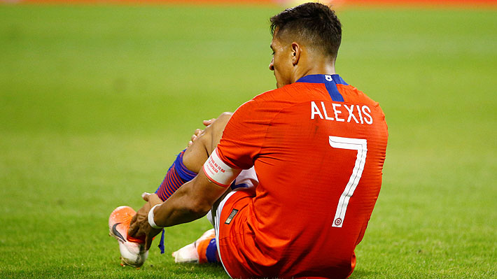 """En Italia hablan del """"problema adicional"""" que trae para Conte la lesión de Alexis y del """"temor"""" que hay en el Inter"""