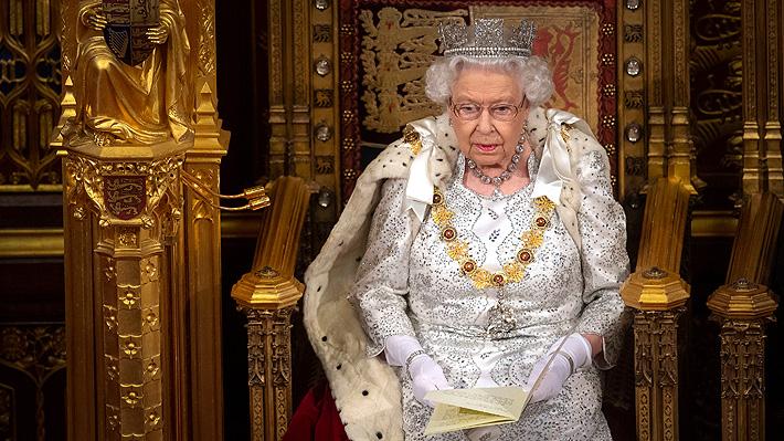Reina Isabel II reafirma el compromiso del Gobierno británico de concretar el Brexit el 31 de octubre