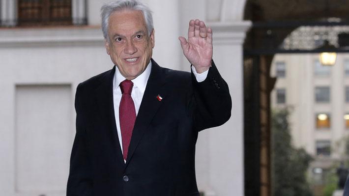 Piñera afirma que están estudiando incorporar retiro de fondos de pensiones en caso de enfermos terminales