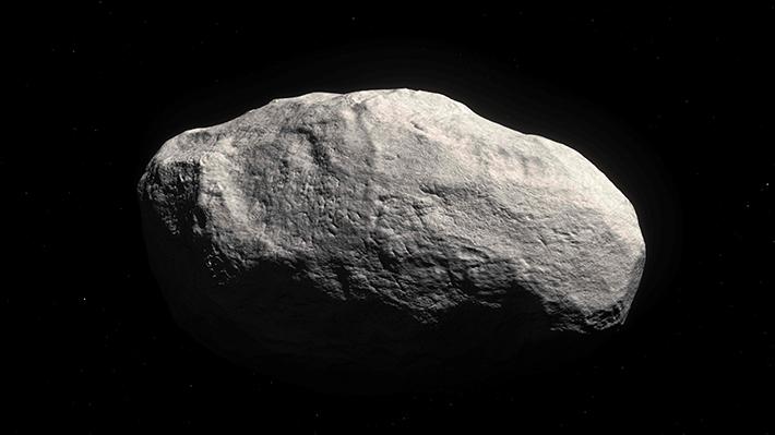 Un asteroide de 33 metros pasará a sólo un millón y medio de kilómetros de la Tierra esta tarde