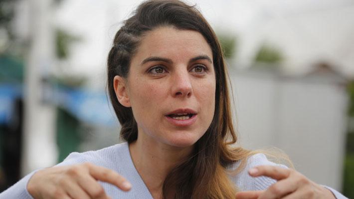 Chile Vamos critica a diputada Orsini por decir que hay parlamentarios que tienen vínculo con el narcotráfico