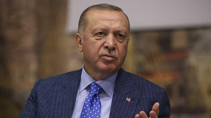 """Erdogan: Ofensiva turca en el norte de Siria continuará hasta que """"alcance sus objetivos"""""""