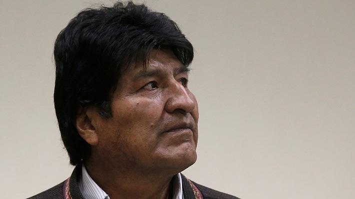 A días de las elecciones en Bolivia, Evo Morales dice que opositores traman un golpe de Estado si sale ganador
