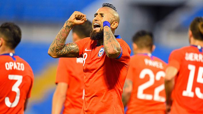 """Chile se salva de un """"papelón"""" ante Guinea, pero sigue dejando muchas dudas en la era Rueda"""
