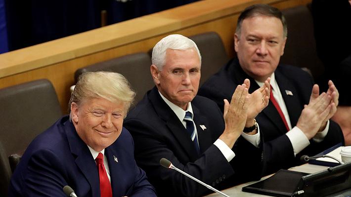 Trump envía a Pence y Pompeo a Turquía para negociar un alto al fuego en su ofensiva en Siria