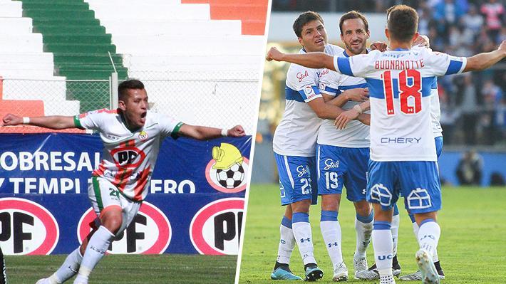 Cobresal gana a Palestino en un partidazo y Católica depende de sí misma para ser campeón ante Colo Colo el domingo