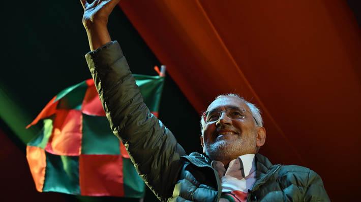 Elecciones en Bolivia: Carlos Mesa cierra su campaña llamando al voto útil para dar fin a la era de Evo Morales