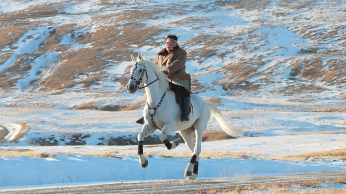 Rumores sobre anuncios claves en Corea del Norte se disparan tras difusión de fotos de Kim Jong-un paseando a caballo