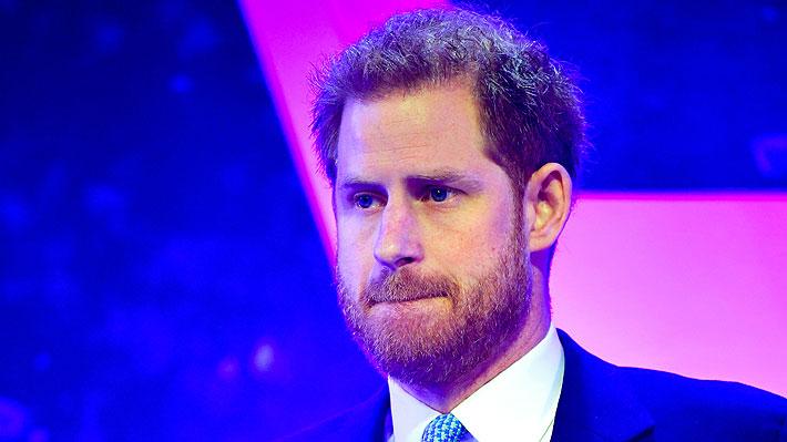 Príncipe Harry se emociona en evento de caridad al recordar que hace un año nadie sabía que con Meghan serían padres