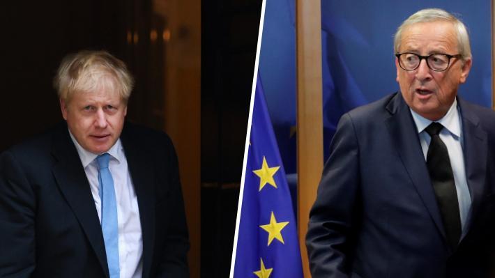 Reino Unido y la UE confirman acuerdo para el Brexit