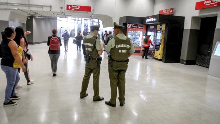 Tres estaciones de Metro se encuentran cerradas debido a incidentes por evasiones masivas