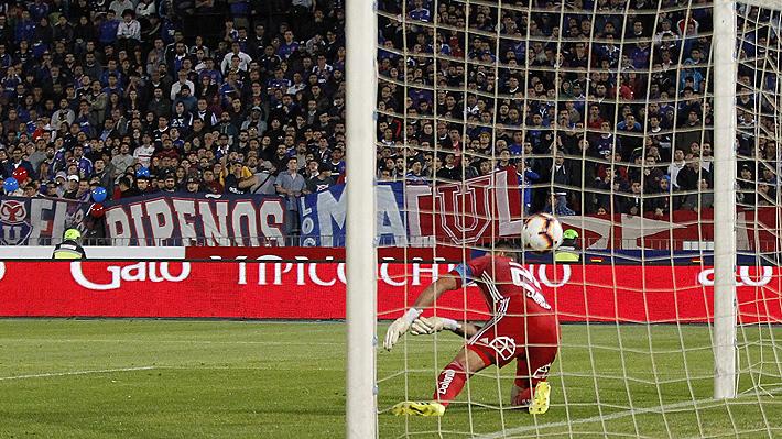 Mira los goles de la U en el triunfo ante Iquique y la responsabilidad de Herrera en el empate parcial de los nortinos