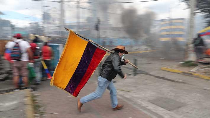 Misión de ONU viajará a Ecuador para investigar abusos durante las protestas