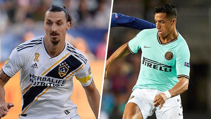 Ibrahimovic no descarta partir de EE.UU. en medio de los rumores que lo ponen como solución para el Inter tras la lesión de Alexis