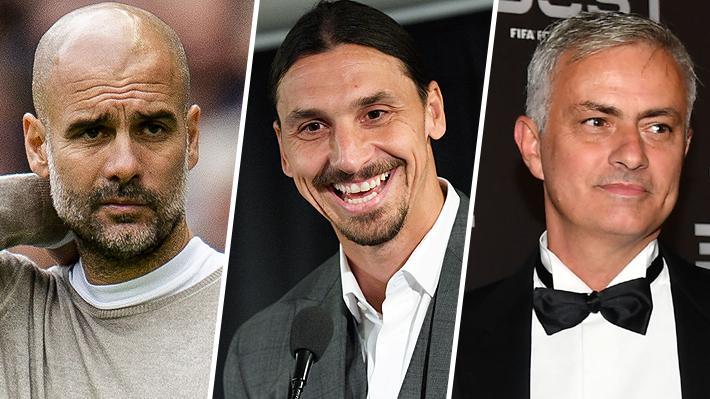 """Zlatan Ibrahimovic dice que Guardiola se """"escondía"""" de él, elogia a Mourinho y abre las puertas a un posible retorno al Calcio"""