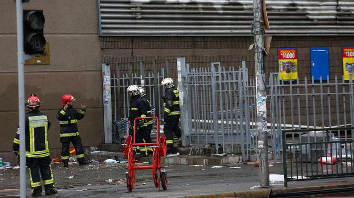 Aumentan a tres las víctimas fatales por incendios durante el estado de emergencia