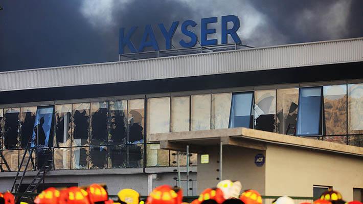 Con los cinco fallecidos en Renca aumentan a 8 las víctimas fatales desde que se decretó estado de emergencia en la RM