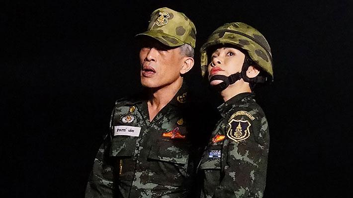 Rey de Tailandia despoja de títulos a su consorte: fue acusada de deslealtad y de querer asumir el lugar de la reina