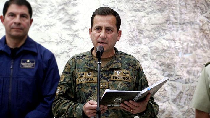 """Iturriaga precisa su """"no estoy en guerra con nadie"""": """"No corresponde especular sobre una frase"""""""