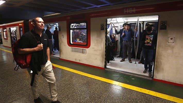 Congreso despacha proyecto que suspende el aumento de la tarifa del Metro y queda listo para ser ley