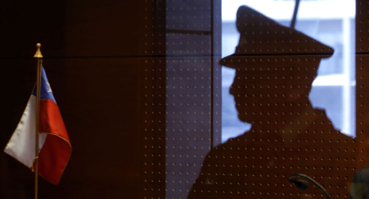 Formalizan a infante de marina por muerte de joven en Talcahuano: Tribunal decreta firma y arraigo