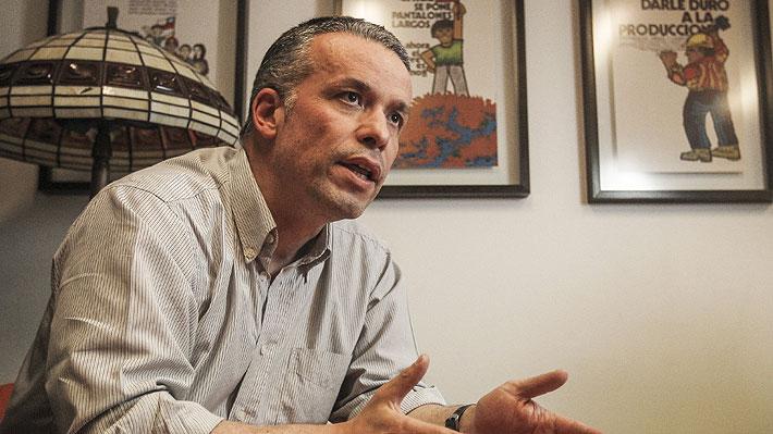 """Landerretche (PS) critica inasistencia de su partido y otras fuerzas de izquierda en La Moneda: """"Es una oportunidad desperdiciada"""""""