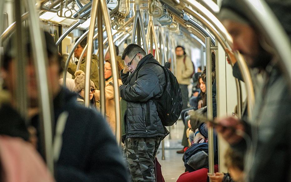 Galería: El antes y después de las estaciones de Metro que se vieron dañadas en la RM
