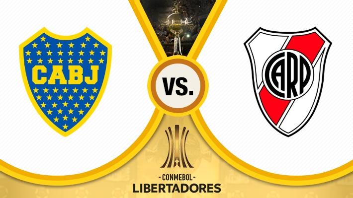 Revive el triunfo de Boca con clasificación de River a la final de la Copa Libertadores