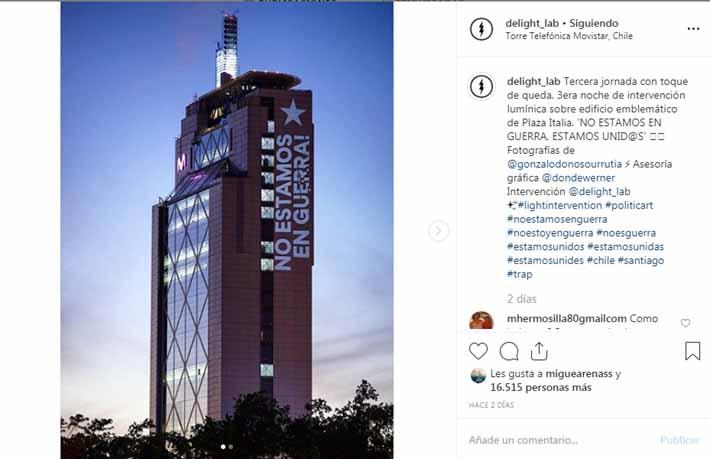 Intervenciones En La Torre Telefónica Quiénes Están Detrás