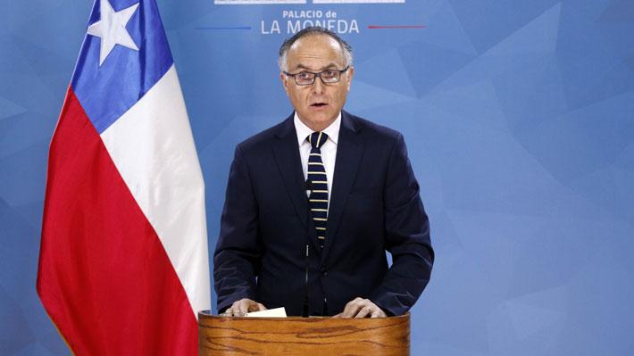 Piñera se comunica con Bachelet para invitarla a que envíe personal del Alto Comisionado de DD.HH. de la ONU a Chile