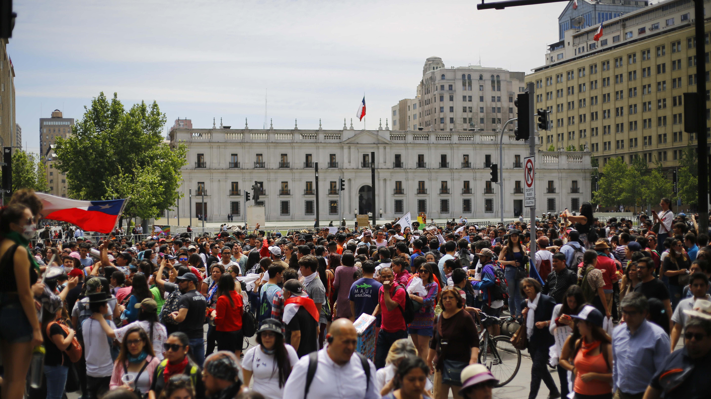 La propuesta de los alcaldes de la Amuch a Piñera para mejorar el Fondo Común Municipal
