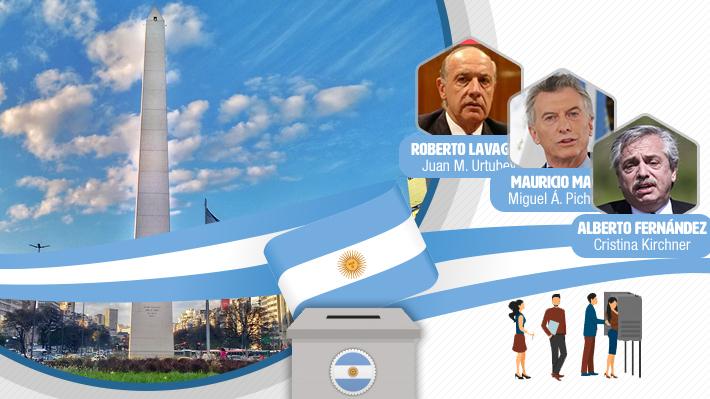 Mañana se vota en Argentina: Radiografía a las elecciones presidenciales del otro lado de la Cordillera