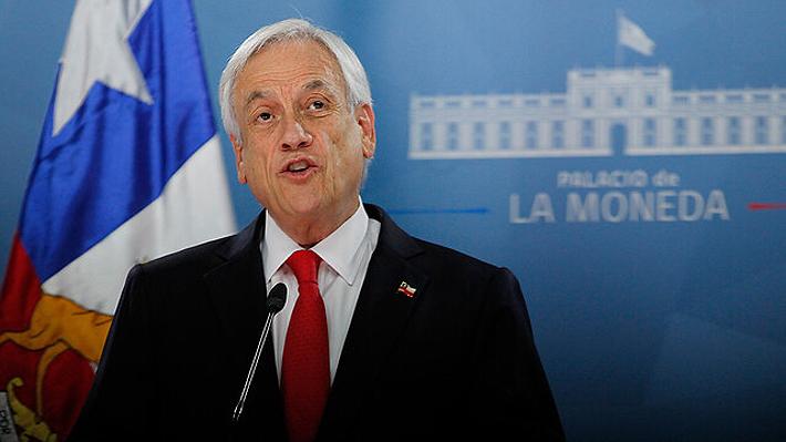 """Presidente Piñera tras histórica marcha en Santiago: """"Todos hemos escuchado el mensaje. Todos hemos cambiado"""""""