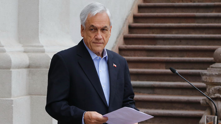 Encuesta Cadem: Apoyo a Piñera llega al 14%, el más bajo desde el retorno a la democracia