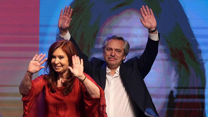 Alberto Fernández derrota a Macri y se convierte en el próximo presidente de Argentina de la mano de Cristina K