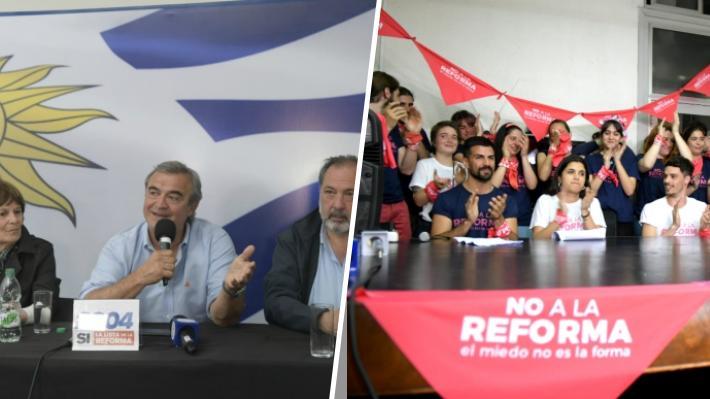 Uruguay deja a sus militares en el cuartel: Ciudadanos rechazan reforma que buscaba crear un nuevo cuerpo de seguridad