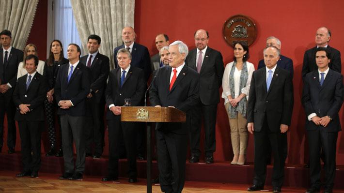Del aumento de influencia de Evópoli al ascenso de los subsecretarios: Las 7 claves del cambio de gabinete