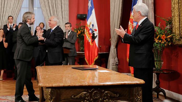Piñera unge a Gonzalo Blumel (Interior) y Karla Rubilar (Vocera) para salir de la crisis en un amplio cambio de gabinete