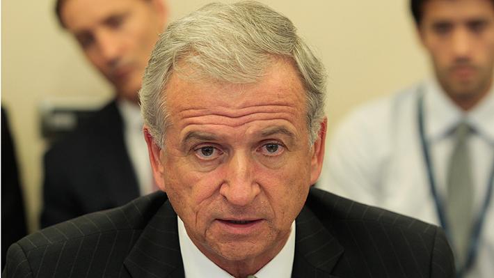 """Ex ministro Felipe Larraín: """"No supimos entender lo que estaba pasando"""""""