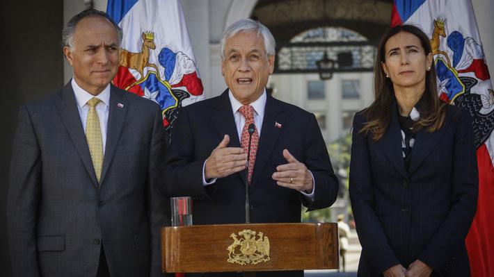 A 17 días de APEC y a un mes de la COP25, Piñera anuncia inédita suspensión de ambos eventos