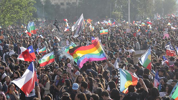 De Francia a Chile: ¿Qué tienen en común las protestas sociales de todo el mundo?