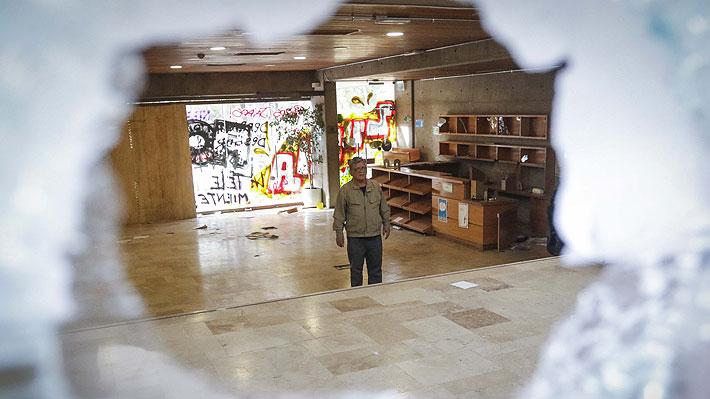"""CCS califica de """"dramática"""" situación del comercio: Ventas de servicios minoristas y turismo se hunden tras estallido social"""