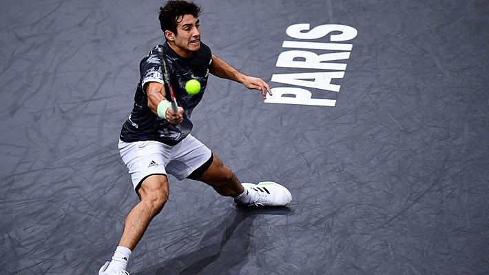 Garin sucumbe ante Dimitrov y se despide en cuartos de final del Masters 1000 de París