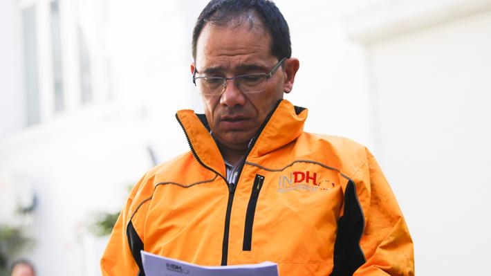 """INDH dice que ha interpuesto 132 acciones judiciales por """"torturas"""" y cifra en 4.316 personas detenidas tras estallido de crisis"""