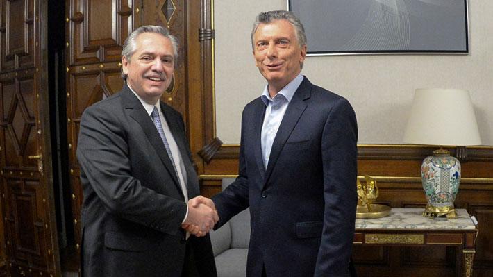 Alberto Fernández volvió a hablar con Mauricio Macri e hizo un guiño a las últimas medidas