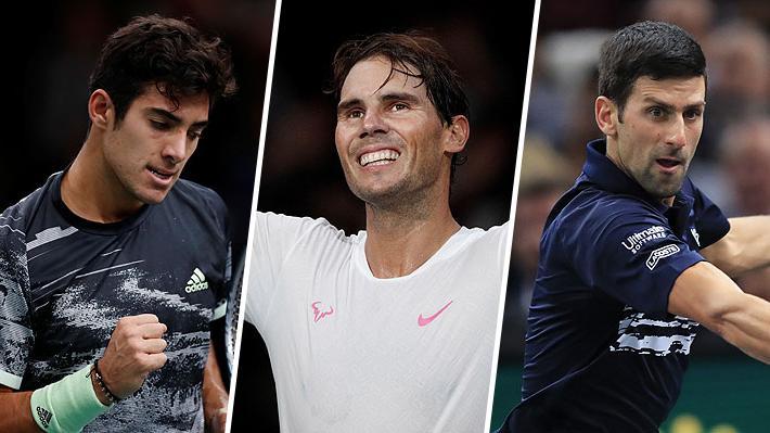 Ranking ATP: Garin tiene un fuerte ascenso, hay un nuevo N°1 del mundo y también varios cambios en el top 10